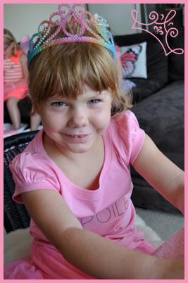 Lara's 5th Birthday