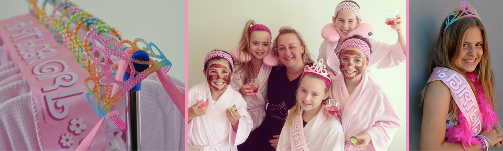 Spoilt Parties A Mobile Pamper Party For Girls