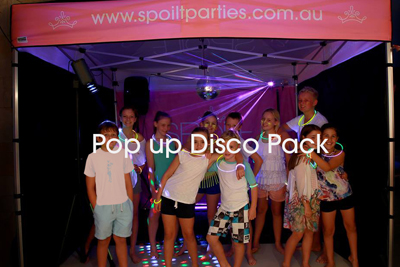 Disco Pop Up