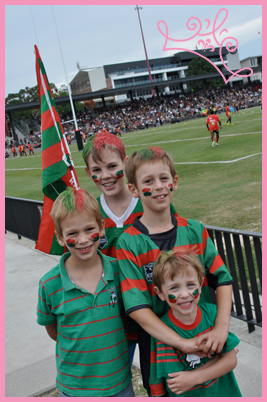 South Sydney Rabbitohs Vs PNG
